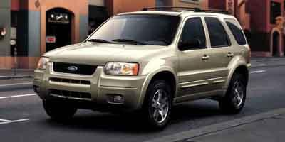 2003 Ford Escape Vehicle Photo in Plainfield, IL 60586-5132