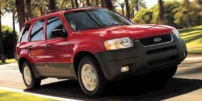 2003 Ford Escape Vehicle Photo in Joliet, IL 60435