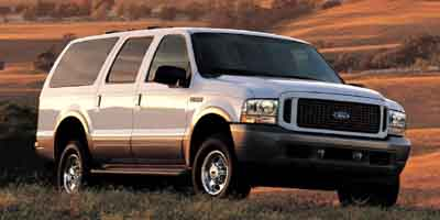 2003 Ford Excursion Vehicle Photo in Plainfield, IL 60586-5132
