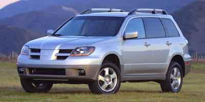 2003 Mitsubishi Outlander Vehicle Photo in Midlothian, VA 23112