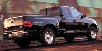 2003 Ford F-150 Vehicle Photo in Enid, OK 73703