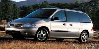 2003 Ford Windstar Wagon Vehicle Photo in Saginaw, MI 48609