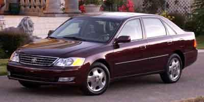 2003 Toyota Avalon Vehicle Photo in Austin, TX 78759