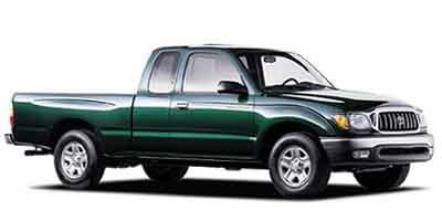 2003 Toyota Tacoma Vehicle Photo in Knoxville, TN 37912