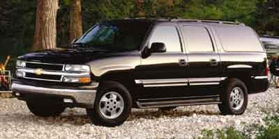 2003 Chevrolet Suburban Vehicle Photo in Crosby, TX 77532
