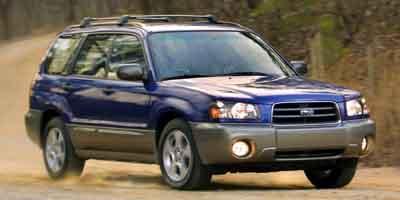 2003 Subaru Forester Vehicle Photo in Casper, WY 82609