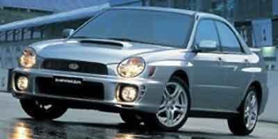2003 Subaru Impreza Sedan Vehicle Photo in Doylestown, PA 18902