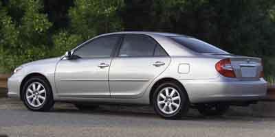 2003 Toyota Camry Vehicle Photo in Austin, TX 78759