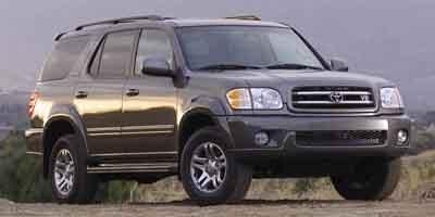 2003 Toyota Sequoia Vehicle Photo in Sioux City, IA 51101