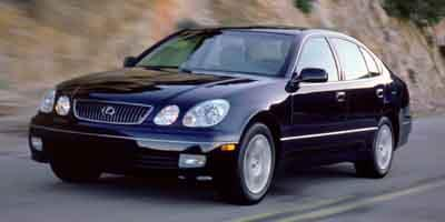 2003 Lexus GS 300 Vehicle Photo in Atlanta, GA 30350