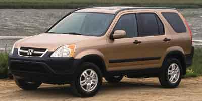 2003 Honda CR-V Vehicle Photo in Winnsboro, SC 29180
