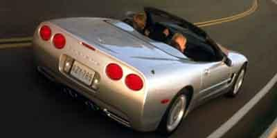 2003 Chevrolet Corvette Vehicle Photo in Gainesville, GA 30504