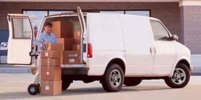 Used 2003 Chevrolet Astro Cargo Van Cargo Van For Sale In Greenbelt