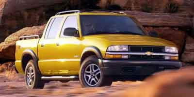 2003 Chevrolet S-10 Vehicle Photo in Doylestown, PA 18902