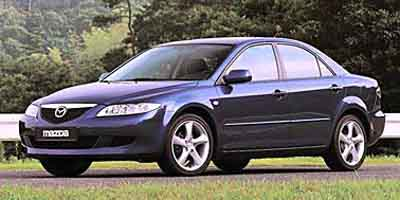 2003 Mazda6 Vehicle Photo in Joliet, IL 60435