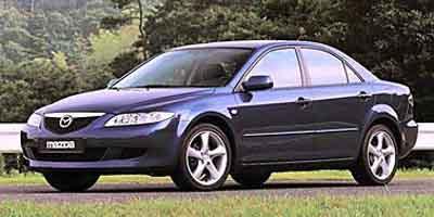 2003 Mazda Mazda6 Vehicle Photo In Wooster, OH 44691