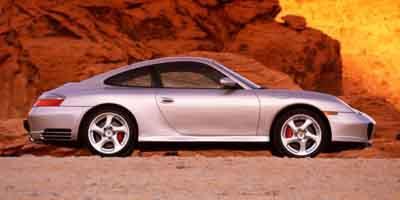 2003 Porsche 911 Carrera Vehicle Photo in Appleton, WI 54913
