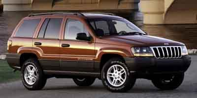 2003 Jeep Grand Cherokee Vehicle Photo in Richmond, VA 23231