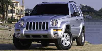 2003 Jeep Liberty Vehicle Photo in Davison, MI 48423