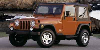2003 Jeep Wrangler Vehicle Photo in Colorado Springs, CO 80920