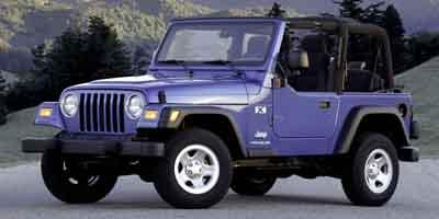 2003 Jeep Wrangler Vehicle Photo in Newton Falls, OH 44444