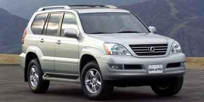 2003 Lexus GX 470 Vehicle Photo in Plainfield, IL 60586-5132