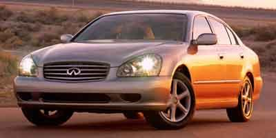 2003 INFINITI Q45 Vehicle Photo in Austin, TX 78759