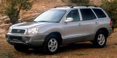 2003 Hyundai Santa Fe Vehicle Photo in Oshkosh, WI 54904