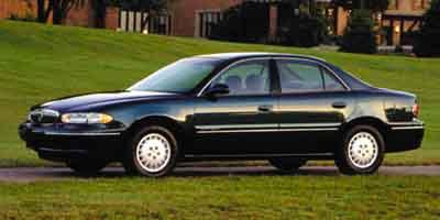 2003 Buick Century Vehicle Photo in Warren, OH 44483