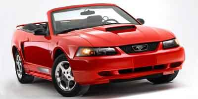 2003 Ford Mustang Vehicle Photo in Austin, TX 78759
