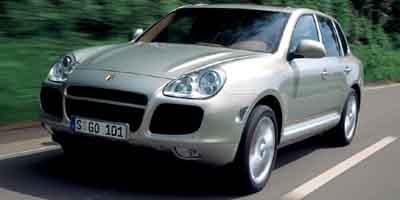2003 Porsche Cayenne Vehicle Photo in Grand Rapids, MI 49512