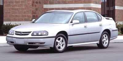 2003 Chevrolet Impala Vehicle Photo in Neenah, WI 54956