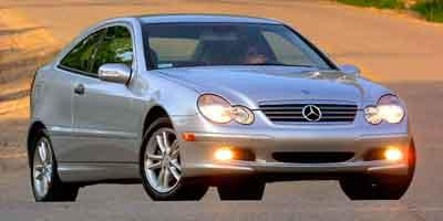 2003 Mercedes-Benz C-Class Vehicle Photo in Midlothian, VA 23112