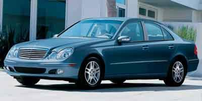 2003 Mercedes Benz E Class Vehicle Photo In Pompano Beach, FL 33064
