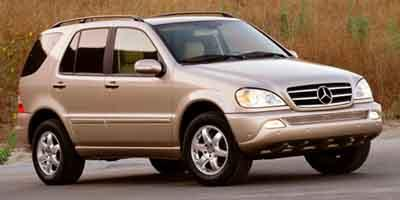 2003 Mercedes-Benz M-Class Vehicle Photo in American Fork, UT 84003