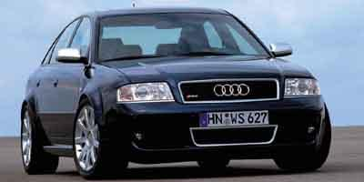 2003 Audi RS6 Vehicle Photo in Colorado Springs, CO 80905