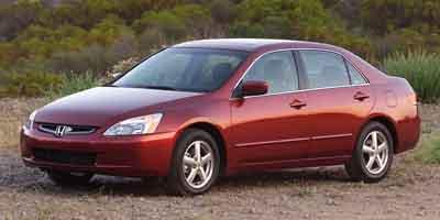 2003 Honda Accord Sedan Vehicle Photo in Newtown, PA 18940
