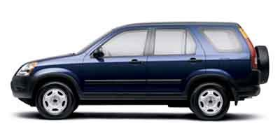 2003 Honda CR-V Vehicle Photo in Austin, TX 78759