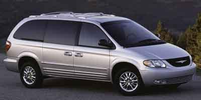 2003 Chrysler Town & Country Vehicle Photo in Burlington, WI 53105