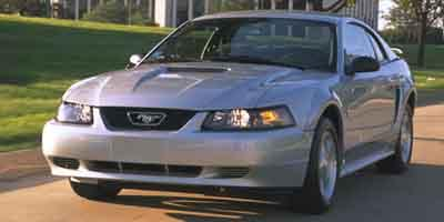2003 Ford Mustang Vehicle Photo in Colorado Springs, CO 80920