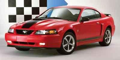 2004 Ford Mustang Vehicle Photo in Colorado Springs, CO 80920