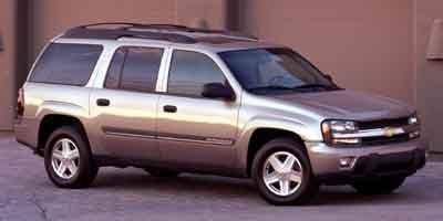 2004 Chevrolet TrailBlazer Vehicle Photo in Colorado Springs, CO 80905
