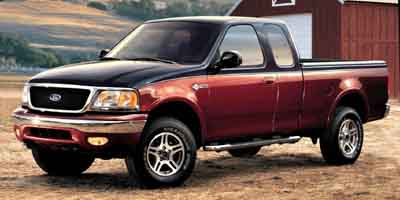 2004 Ford F-150 Heritage Vehicle Photo in Colorado Springs, CO 80920
