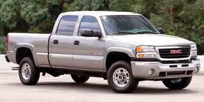 2004 GMC Sierra 2500HD Vehicle Photo in Anaheim, CA 92806
