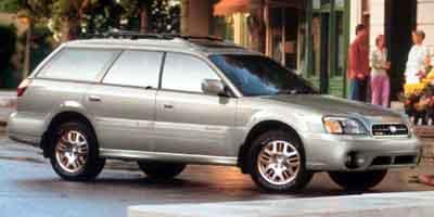 2004 Subaru Legacy Wagon Vehicle Photo in Bloomington, IN 47403