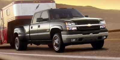 2004 Chevrolet Silverado 3500 Vehicle Photo in Bend, OR 97701