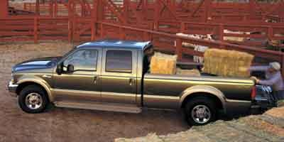 2004 Ford Super Duty F-250 Vehicle Photo in Joliet, IL 60435
