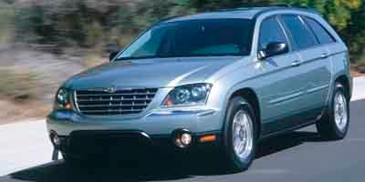 2004 Chrysler Pacifica Vehicle Photo in Midlothian, VA 23112