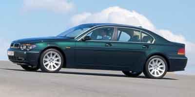 2004 BMW 745Li Vehicle Photo in Midlothian, VA 23112