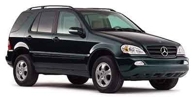 2004 Mercedes Benz M Class Vehicle Photo In Fayetteville, AR 72703